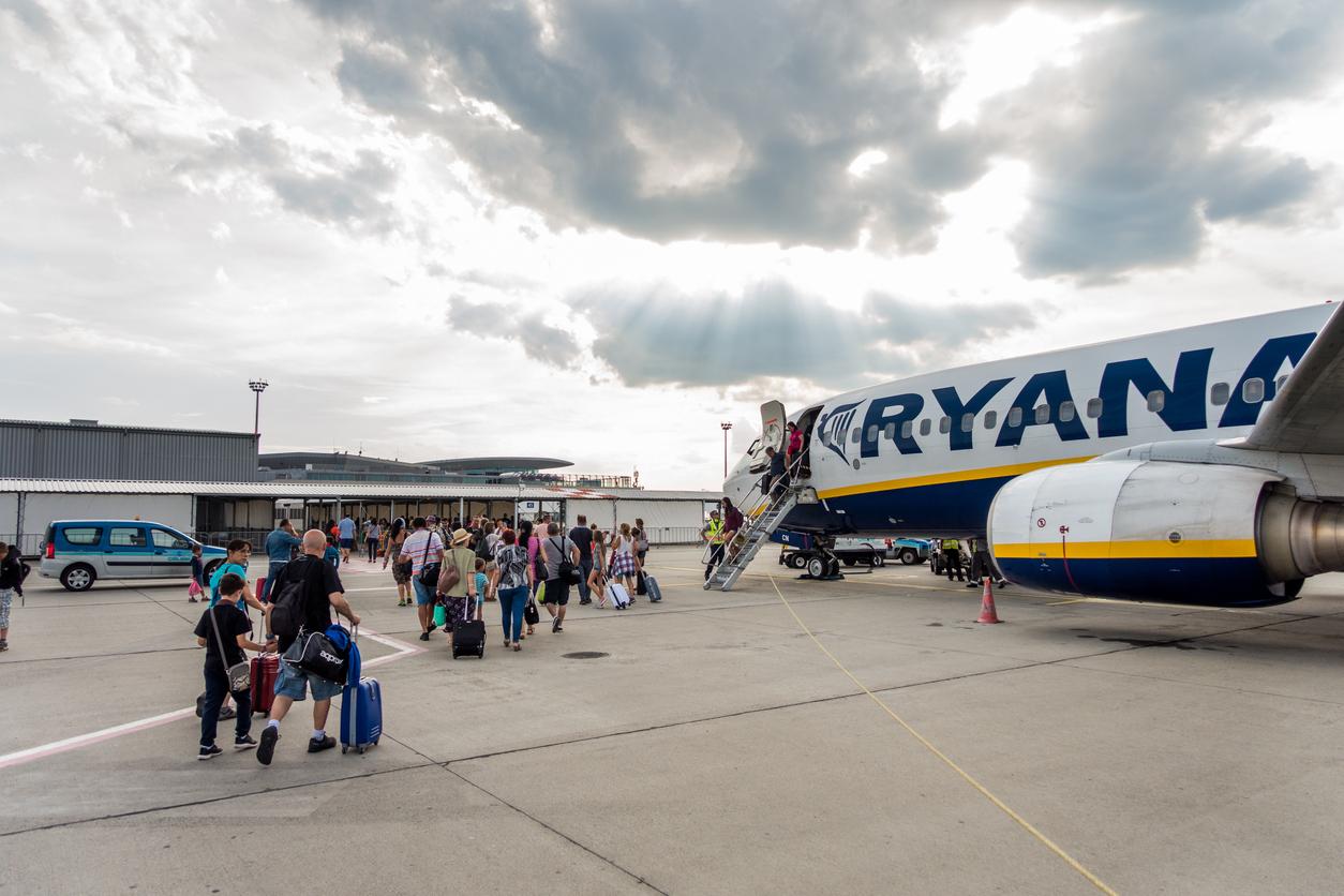 Hvorfor  vender  folk  tilbake  til  Ryanair?