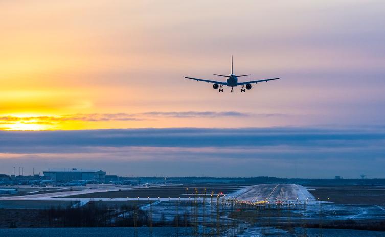 Fremtidens  luftfart!