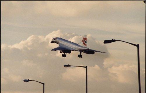 Concorde – fra suksess til katastrofe